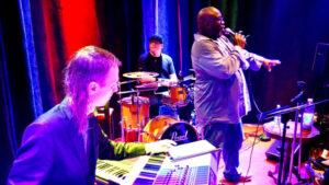"Fotogaleria: Jnr Robinson w ""Tribute to Stevie Wonder"""