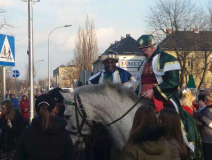 Królowie przybyli do Kędzierzyna-Koźla