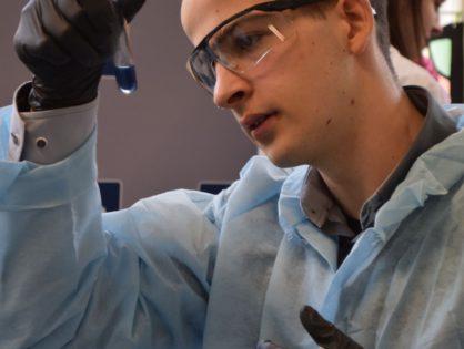 """""""Chemiczna głowa"""" - konkurs dla młodych chemików"""