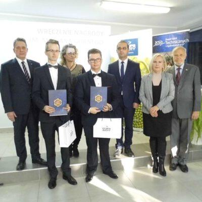 Dwóch laureatów Nagrody im. Mariana Górnego
