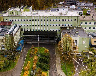 Kozielski szpital całkowicie odblokowany